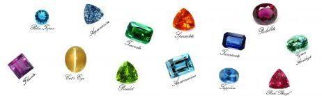 Semi-Precious Stones by Emergreen