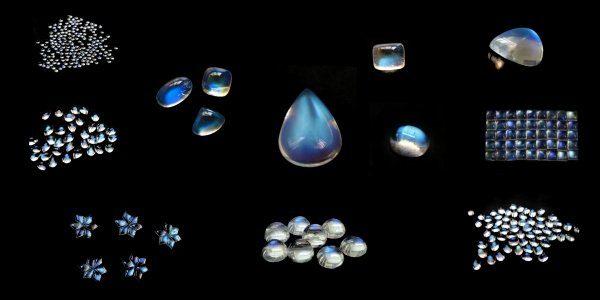 Moonstone Blue Moonstone