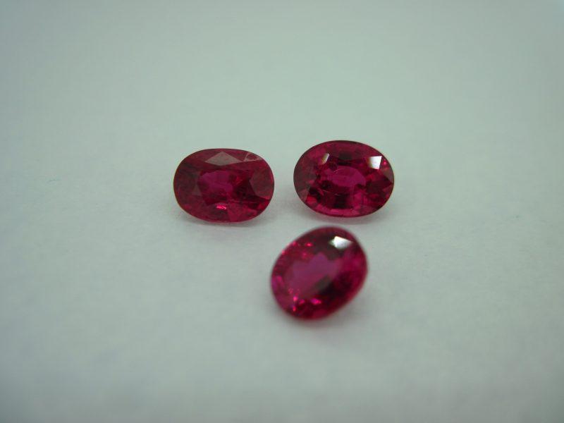 Ruby Oval 5x4